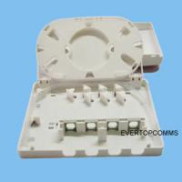 Buy cheap FTTH terminal fiber optic box for ST adapter from wholesalers