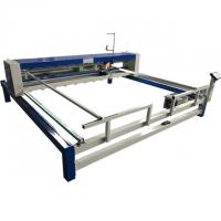 Buy cheap Automatic Quilting Machine Computerized Quilting System 1.5KW Single Frame from wholesalers