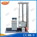 Buy cheap Free Fall Carton Box Drop Impact Mechanical Shock Test Machine , 300 ~ 1500 mm Drop Test Machine from wholesalers