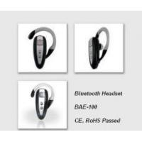 Buy cheap Universal Bluetooth Headset, Bluetooth Earpiece for All Bluetooth compatible cell phones from wholesalers