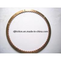 Buy cheap Sintered Bronzes Marine Gearbox Friction Plate (ZJC-571) from wholesalers