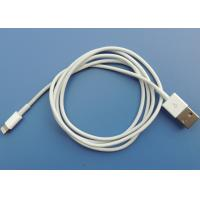 Buy cheap iPhone5 Cable Lightning cable with Data Sync / Charging Cable product