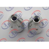 Buy cheap Custom Made Cnc Turned Components , Precision Anodized Aluminum Parts Connector from wholesalers