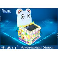 Buy cheap Coin Operated Raccoon Hitting Children Hammer Arcade Game Machine from wholesalers