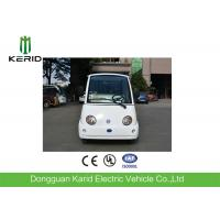 Buy cheap 48V 4KW Mini 4 Seater Electric Car For Park City Walking Street from wholesalers