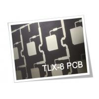 Buy cheap 1.5mmTaconic TLX-8 High Frequency Multilayer PCB with Black Solder mask For Radar System from wholesalers