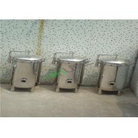 Buy cheap Cartridge Filters Housing For Reverse Osmosis Water Treatment Plant / System from wholesalers