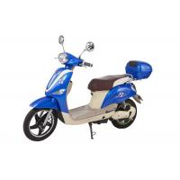Buy cheap Eco City Adult Electric Motorcycle / motorbike with 350W motor 12Ah or 20Ah from wholesalers
