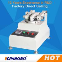 Buy cheap KJ-3050 Customized Rubber Testing Machine Wear Resistance Of Skin from wholesalers