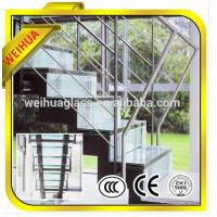 Buy cheap Tempered Glass Stair Treads (CE/ISO/CCC/SGS) from wholesalers