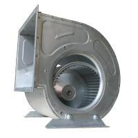 Quality Industrial Double Inlet Forward Curved Centrifugal Fan Ventilation System 450w 550w 110v/220v/230v 10 Inch for sale