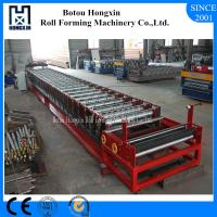 Buy cheap Filming Laminating Floor Deck Roll Forming Machine Cr12 Cutting Blade from wholesalers