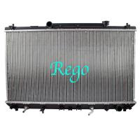 Buy cheap New Toyota CAMRY Automotive Engine Cooling Aftermarket Replacement Aluminum Radiator from wholesalers