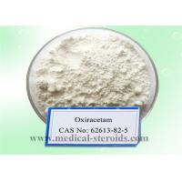 Buy cheap Nootropic Agents Oxiracetam Pharma Raw Materials Improve Memory CAS 62613-82-5 from wholesalers