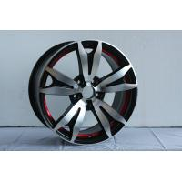 Buy cheap Car Aluminum Alloy Wheels 13 / 14 / 15 / 17 / 18 Inch 4 / 5 Hole from wholesalers