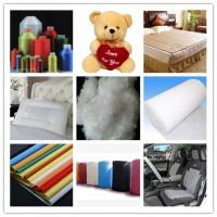 Buy cheap polyester staple fiber 15DX64MM HCS,100% Polyester, Staple, Siliconized. from wholesalers