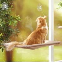 Buy cheap Cute Comfortable Hanging Pet Bed Bearing 20kg Window Mounted Cat Bed from wholesalers