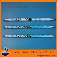 Buy cheap cheap printing mechanical pencil with eraser,school pencil,kids pencil from wholesalers