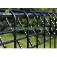 Buy cheap Welded Wire Roll Top Mesh Fence Panel 2.4m Height With Aging Resistance from wholesalers