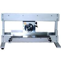 Manual pcb depaneling economical type with Calibration Blade Setting