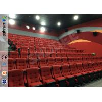 Buy cheap Real Feeling Large Screen Hd 3D Cinema System For Holding 40 People from wholesalers