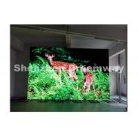 Buy cheap PH4 Indoor Full Color LED Display  62500 dots , 64 x 32 mm LED Module Advertising from wholesalers