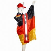 Buy cheap Customized-designed Body Flag Cape, Mostly Used On Sport Stadium from wholesalers