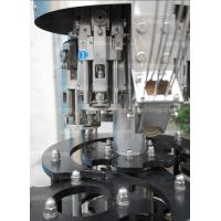 Buy cheap Automatic Bottle Capper Machine , 7200BPH Beer Bottle Capping Equipment from wholesalers