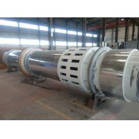 Buy cheap 1-40 T/H Industrial Rotary Dryer , Limestone Material Rotary Drying Equipment from wholesalers