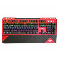 Buy cheap Rainbow Wired Mechanical Gaming Keyboard AULA SI-2030  104 Keys DC 5V from wholesalers