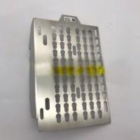 Buy cheap Solid Material SMT Spare Parts Fuji Nozzle Station Back Plate 2MGTML003102 from wholesalers