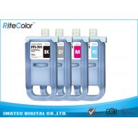 Buy cheap Large Format Inks 700Ml Compatible Ink Cartridges For Canon iPF8000 / 8000S from wholesalers