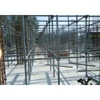 Buy cheap Waterproof electrophoretic paint steel scaffolding formwork For Industrial Buildings from wholesalers