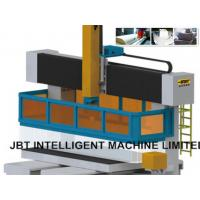 Buy cheap PMI Rail Motion CNC 5 Axis Router With Yaskawa Servo Drive System from wholesalers