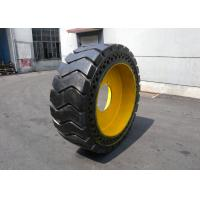 Buy cheap 14.00-20 Orange color type solid OTR Tyre Manufacture hot new products for 2015 OFF Road Tires from wholesalers