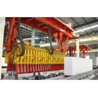 Buy cheap Industrial AAC Block Machine , AAC Block Manufacturing Unit 12 Person Labor Required from wholesalers