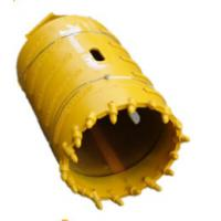 Buy cheap Powerful Drilling Core Barrel High Wearing Resistance Resonable Teeth Structure Design from wholesalers