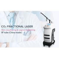 Buy cheap USA Coherent Metal Tube Medical RF co2 fractional laser cosmetic laser machine for Scar Removal from wholesalers