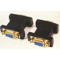 Buy cheap RoHS Compliant VGA Female To VGA Female Adapter For Projector Connections from wholesalers