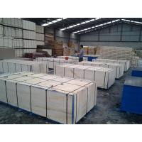 Buy cheap WBP Phenolic film faced shutteringd plywood for concrete wall forms , Wear and weather resistant from wholesalers