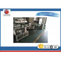 Buy cheap Automatic Wine Bottle Filling Machine 6000bph 4.2KW , Beverage Rotary Liquid Filling Machine from wholesalers