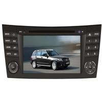 Buy cheap Audio Mercedes Comand NAVIGATION DVD Built in GPS / Microphone Support IPOD CLASSIC from wholesalers