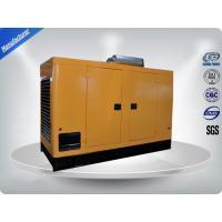 AC Industrial Container Generator Set Silent Rainproof 1500 R / Min Rotation Speed