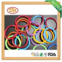 Buy cheap Colored Waterproof EPDM Hydraulic O Ring Seal For Auto Cooler , 30-90 Shore Hardness from wholesalers