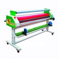 Buy cheap Auto Strip Infrared Heating Hot and Cold Lamination Machine with 2500W Single Roller product