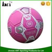 Buy cheap Promotional cheap colorful printing 1.6mm PVC machine stitching size 5 mini football from wholesalers