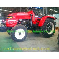 Buy cheap OEM 4X4 Four Wheel Drive Tractors 17.5 Kn  Wheel Drive Trucks 70HP Option  With XINCHAI Brand Engine from wholesalers