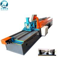 Buy cheap Drywall Light Steel Stud And Track Cold Roll Forming Machine with non stop cutting from wholesalers