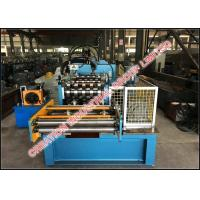 Buy cheap Full Automatic Galvanized Steel Cee and Zed Purlins Rolling Production Line with Strong Gear Box Driving System from wholesalers