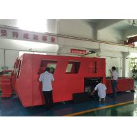 Buy cheap High Power Metal Plate Cutting Machine With 6000mm × 2000mm Cutting Range , Water Cooling from wholesalers